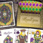 Mardi Gras Deck. Playing Cards to enjoy even in Lent