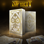 Spirit Playing Cards. These court cards will look at you in the eyes
