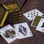 British Monarchy Tally-Ho Playing Cards. A deck worthy of the Royalty