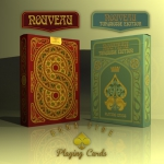 NOUVEAU Playing Cards. New editions of ancient and delicate inspiration