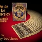 """Día de los Muertos"" Second Edition by Edgy Brothers. A design more elegant and deeper"