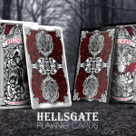 HellsGate Deck. The Selfsame Satan's Playing Cards