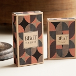 BRuT by Uusi. A Modernist Tarot and Poker Cards Deck