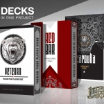 BLACK MARKET Decks. Warning! The Apocalypse is here… let's play cards
