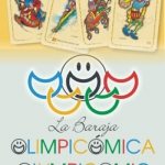 OLYMPICOMIC deck. Even the Olympic rings can't stop laughing