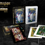 Animagique Playing Cards. Fantastic Beasts you wouldn't like to face