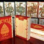Bicycle BELLEZZA Playing Cards. Italian inspiration