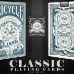 Bicycle CLASSIC Playing Cards. Vintage taste with a modern twist