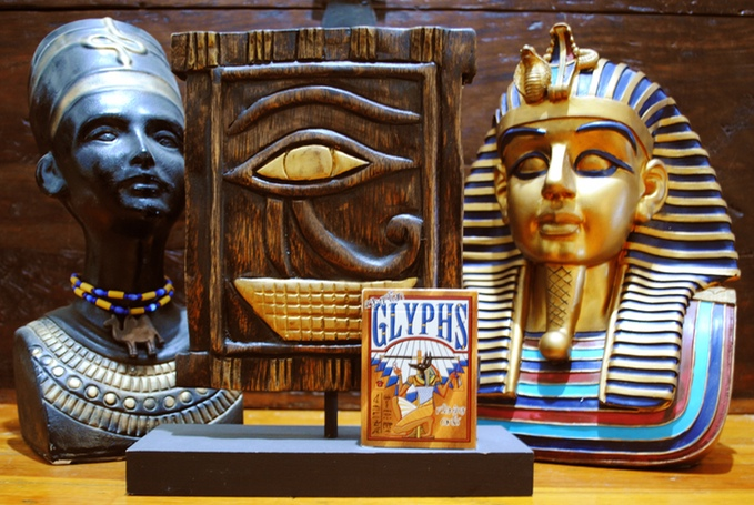EgyptianGliphs_Display