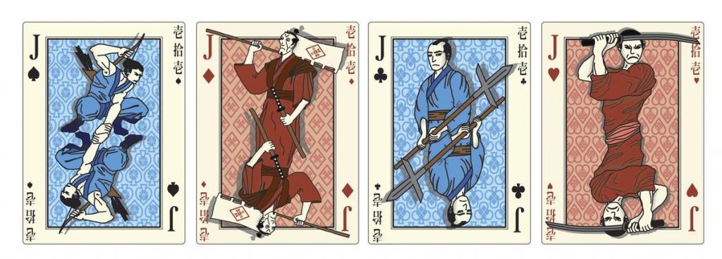 Nipponia_The Four Jacks Revised