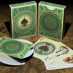 NOUVEAU Playing Cards. The definitive campaign of the UC 2016 Deck