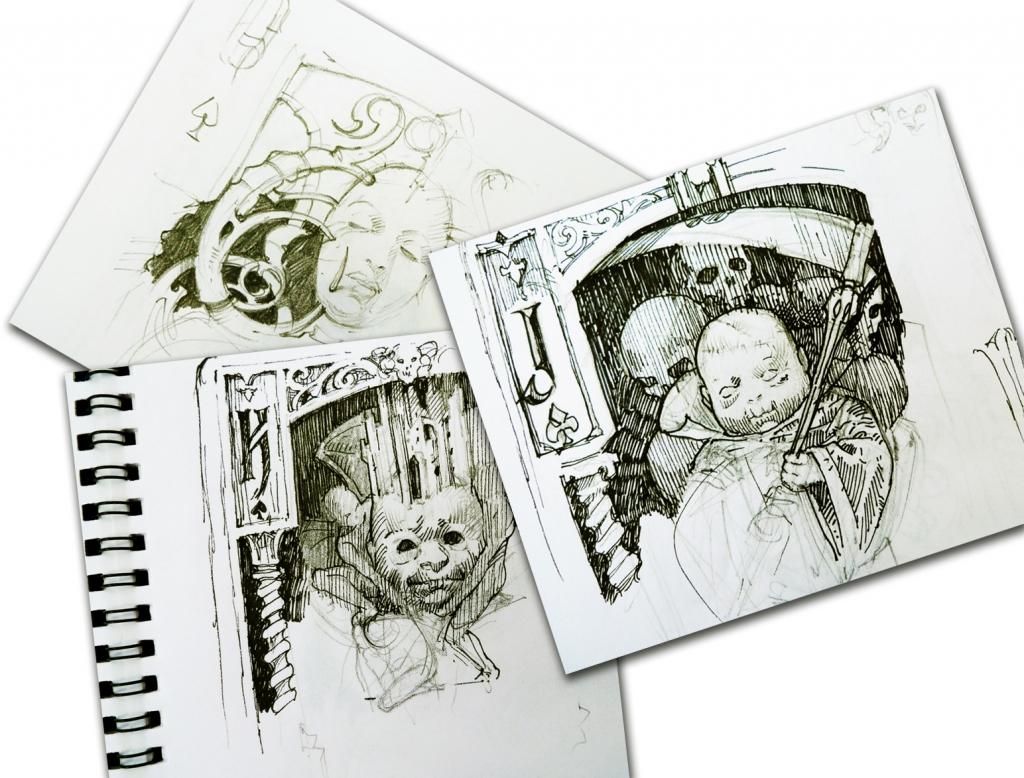 GroteskMacabre_sketches