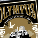 OLYMPUS Playing Cards. Greek Mithology with a cartoon twist
