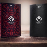 INFINITE COLLISION Playing Cards. The Bulgarian talent in a artistic deck