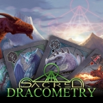 SACRED DRACOMETRY Playing Cards. The mysticism of sacred geometry and dragons