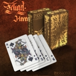 "TELIAD Playing Cards. The ""Passione"" for Fantasy World inspired by Tolkien"
