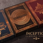 INCEPTION Playing Cards. The beginning of the search for knowledge