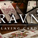RAVN Playing Cards. The balanced harmony between design and magic