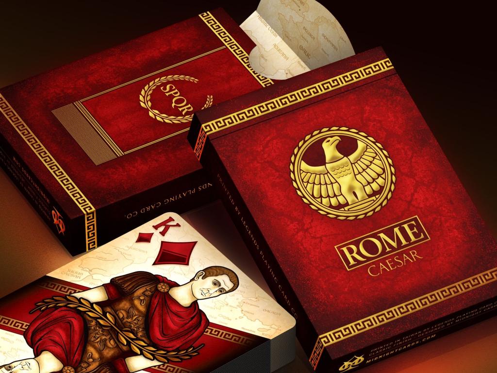 ROMECaesarTUCKBox3d