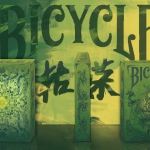 BICYCLE SAMSARA Playing Cards. The first Bicycle marked deck in Kickstarter