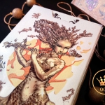 SIRENS Playing Cards. Their designs will catch you even more than their songs