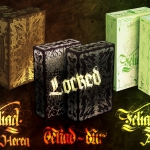 TELIAD Playing Cards. The fantasy world is now a reality