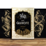 DON QUIXOTE Vol. 1 Playing Cards. The knight goes out again in search for new adventures