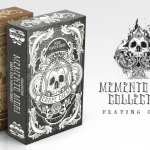 MEMENTO MORI COLLECTION Carpe Diem and Vanitas Playing Cards. It is inevitable you like them