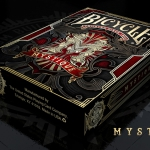 BICYCLE MYSTIQUE Playing Cards. Relaunch of a soulful deck