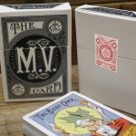 1883 MURPHY TRANSFORMATION RED Playing Cards. The historic piece of art now with red back