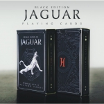 JAGUAR Playing Cards. Feline beauty and elegance