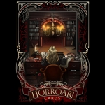HorROAR! Playing Cards. A terrifying deck with a terribly true story