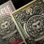 IMPERIUM Playing Cards. Strong like a lion and elegant like an eagle