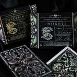 APOTHECARY by Seasons Playing Cards. Inspired by inspiration