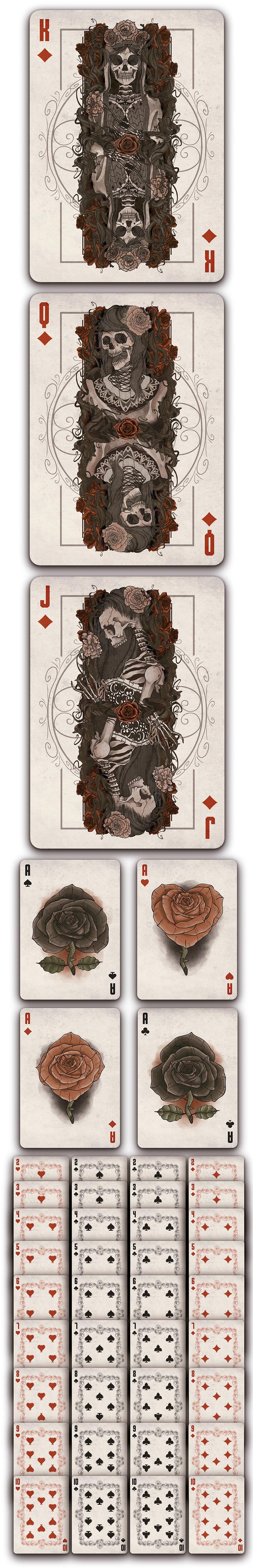 lacatrinadead_cards