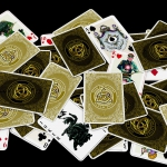 THE STAR KINGS decks. A space trip from graphic novel to playing cards