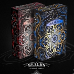 REALMS Playing Cards. With these decks you will live fantastic experiences for your karma