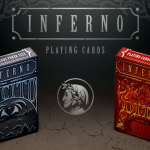 "INFERNO Playing Cards. A ""divine"" deck with the beauty of a poem"