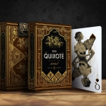 DON QUIXOTE VOL. 2: ROCINANTE Playing cards. The deck Cervantes always wanted to own
