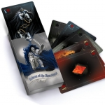 RIDERS OF THE APOCALYPSE Playing Cards. The end of the world beautifully illustrated