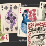 CARTOMANCER Playing Cards. A deck to foresee, to play and to enjoy