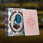 PHONOGRAPH 5 deck. This Victorian playing cards will sound familiar to you