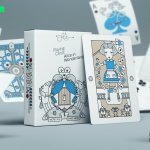 ALICE IN WONDERLAND Playing Cards. The definitive RELAUNCH of a WONDERful deck