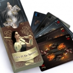 RIDERS OF THE APOCALYPSE vol.2 Playing Cards. The end of the world is a woman's name