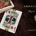 AMBASSADORS Playing Cards by Lotrek. Luxury available to everyone