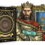 AVALON Playing Cards. A deck worthy of a legendary king