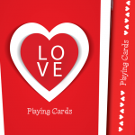 LOVE Cards. No Valentine's Day without a Natalia Silva's deck
