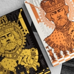 KING'S GAME Playing Cards. A different and creative way to understand Chess