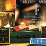 SILVER SACKBUT V2 Playing Cards. The second edition of the vintage spirit of Las Vegas