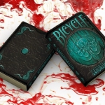 CTHULHU CARDNOMICON Playing Cards. A new and interesting interpretation of Lovecraft's fantasy world